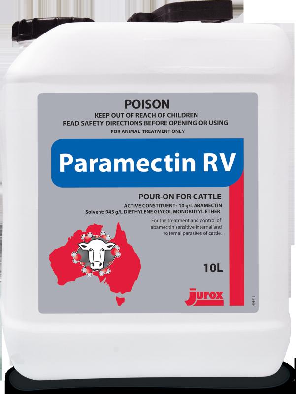 Paramectin® RV Product Image