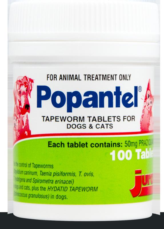 Popantel® Tapeworm  Product Image