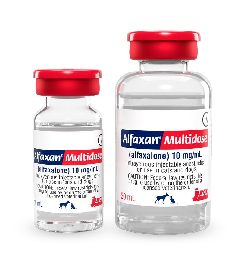 Alfaxan Multidose Packshot